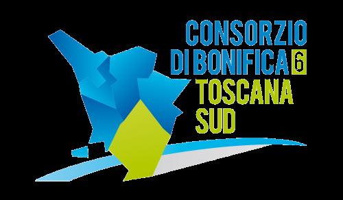 Consorzio di bonifica 6 Toscana Sud Logo