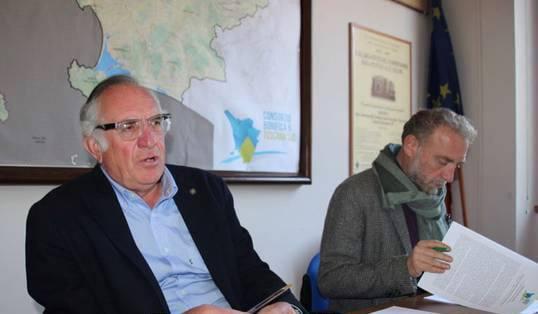 Presidente Fabio Bellacchi e Direttore Generale Fabio Zappalorti